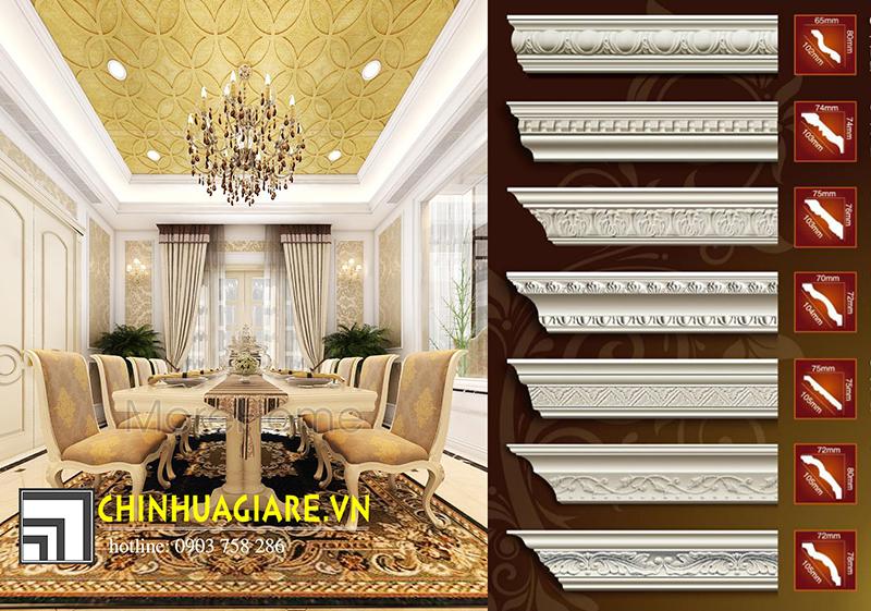 Thiết kế nội thất tân cổ điển – xu hướng đang lên ngôi tại Việt Nam