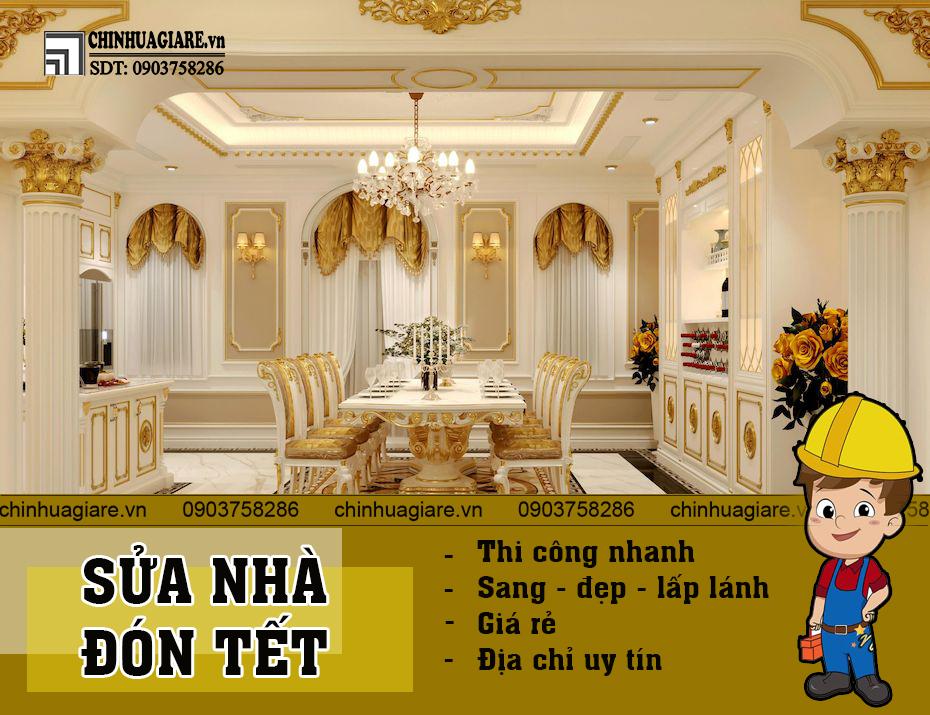 Bây giờ chưa sửa nhà đón Tết còn chờ đến khi nào? – Chinhuagiare.vn