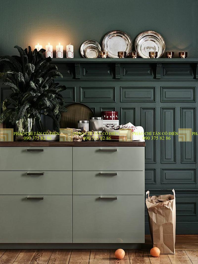 Thiết kế nội thất phong cách cổ điển trường phái ấn tượng 3